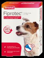Fiprotec® 67 mg Spot-On Lösung für kleine Hunde