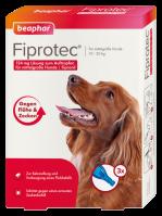 Fiprotec® 134 mg Spot-On Lösung für mittelgroße Hunde