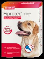 Fiprotec 268 mg Spot-On Lösung für große Hunde