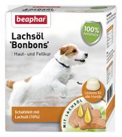 """beaphar Lachsöl """"Bonbons"""""""