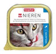 Nierendiät + Seelachs für Katzen