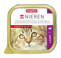 Nierendiät + Lamm für Katzen