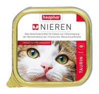 Nierendiät + Taurin für Katzen