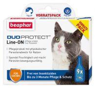 DUOPROTECT® Line-ON für Katzen 9 x 1ml