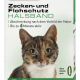 Zecken- und Flohschutz Halsband für Katzen