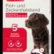 Floh- und Zeckenhalsband für große Hunde