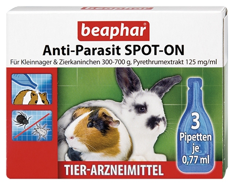 Bio Anti-Parasite Spot On - German