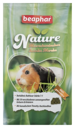 Beaphar Nature Guinea Pig - 750g - German/Polish
