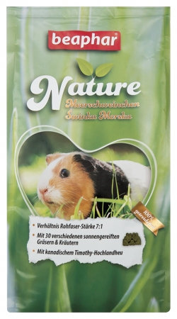 Nature Guinea Pig - 1.25kg - German/Polish