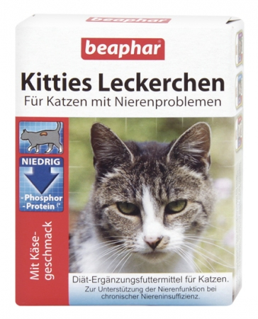 Kitties Kidney Treats - German