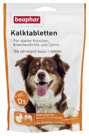 XL Calcium Tablets - German/Polish