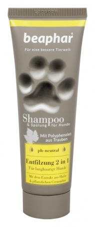 Premium Shampoo Entfilzung 2 in 1 50 ml