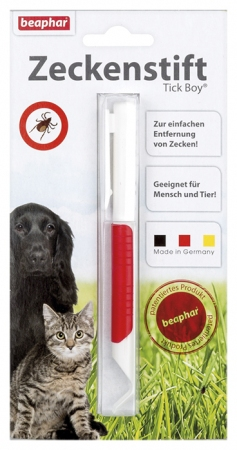 Tick Pen - German
