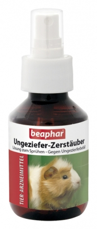 Bio Anti-Parasite Spray - German