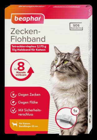 Zecken-Flohband