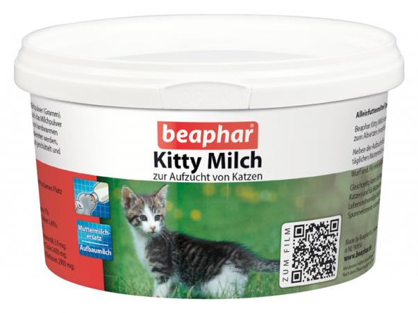 Kitties Milch Für Junge Katzen Beaphar