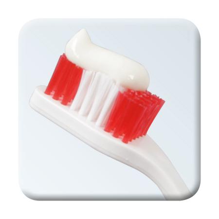 Zahnpasta - Detail