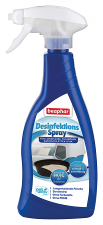 Disinfectant Spray - German