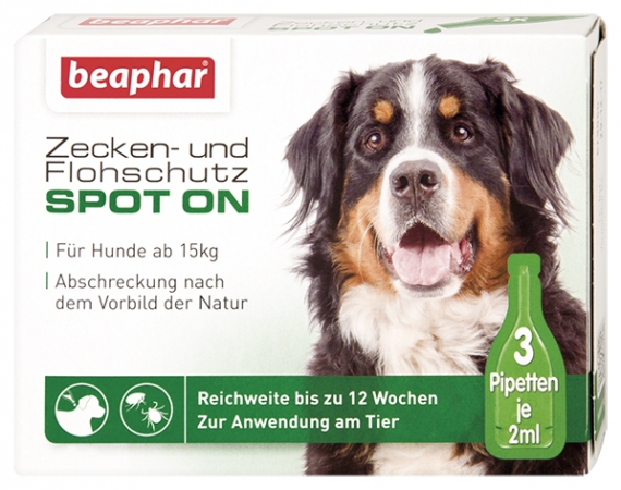 Bio Spot On Drops for large dogs - German
