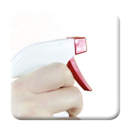 Hautpflege-Spray Sprühkopf