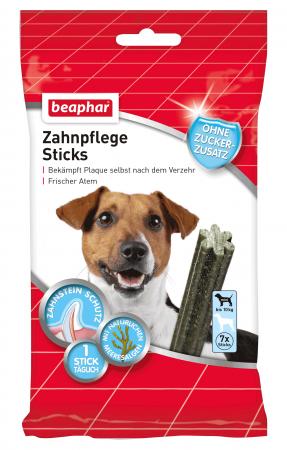 Zahnpflege Sticks für Hunde bis 10kg