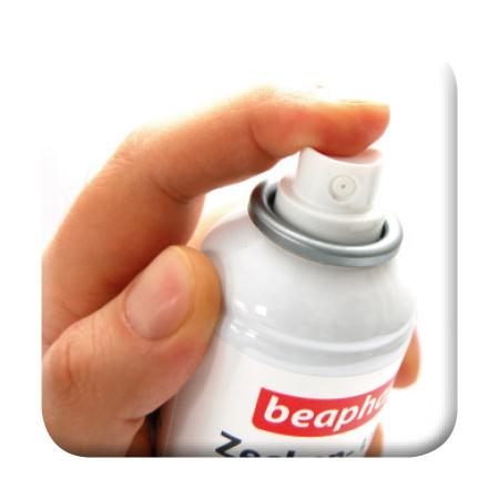 Zecken- und Flohschutz Spray Sprühkopf