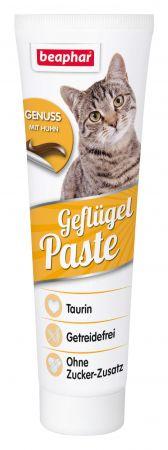 Geflügel Paste Katze 100 g