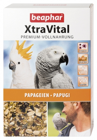 XtraVital Parrot Feed - 1kg - German/Polish