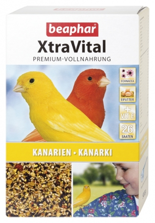 XtraVital Canary Feed - 500g - German/Polish