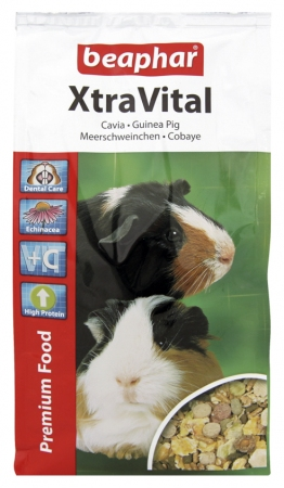 Beaphar XtraVital Guinea Pig 1kg