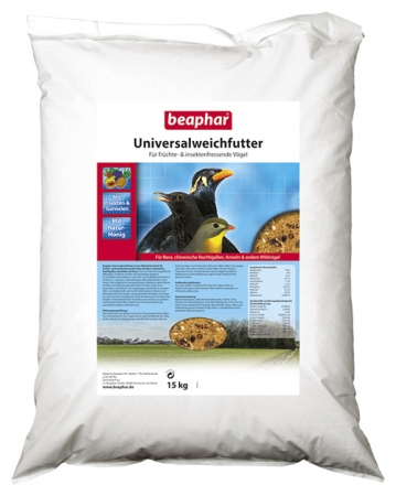 Universal Food - 15kg - German