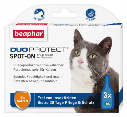 DUOPROTECT® SPOT-ON Katze