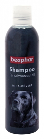 Shampoo Black Coat Aloë Vera - German