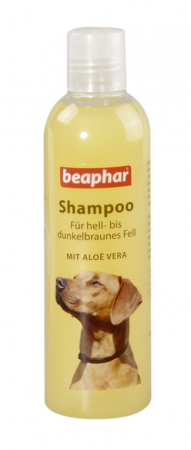 Shampoo Brown Coat Aloë Vera - German