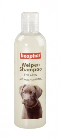 Shampoo Macadamia Oil for Puppies - 250ml - German