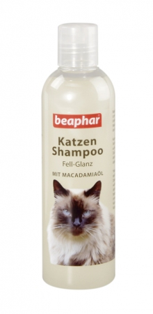 Shampoo Macadamia Oil Cat - German