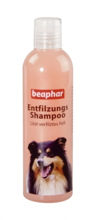 Shampoo Anti-Tangle - 250ml - German