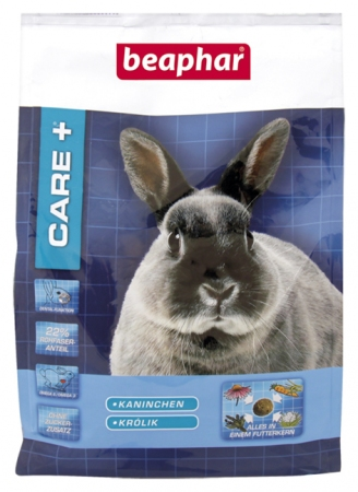 CARE+ Extruded Rabbit Food - 1,5kg - German/Polish