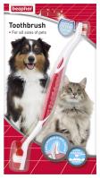 Fogkefe kutyáknak és macskáknak