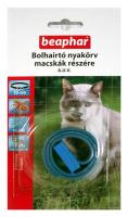 BEAPHAR BOLHAIRTÓ NYAKÖRV macskáknak (kék)