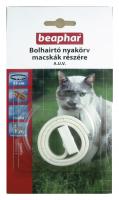 BEAPHAR BOLHANYAKÖRV macskáknak (fehér)