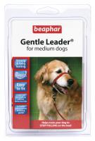 GENTLE LEADER Fejhám közepes méretű kutyáknak - piros