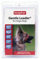 GENTLE LEADER Fejhám nagyméretű kutyáknak - piros