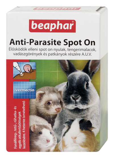 Parazita tetvek kezelése