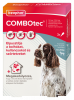 COMBOtec® (3x) közepes testű kutyáknak