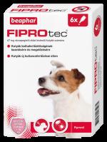 FIPROtec® (6x67mg) kistestű kutyáknak