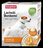 Lazacolajos bonbon kutyáknak