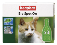 Bio Spot-on illóolajos cseppek macskáknak