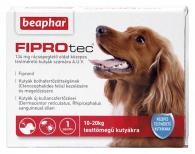FIPROTEC 134MG 1X közepes testű kutyáknak
