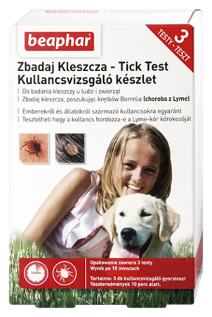 TICK TEST 3X PL/HU